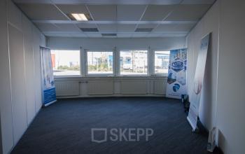 Ground floor office Rotterdam