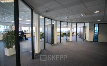 Impression open office space
