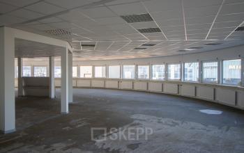 Light office space first floor