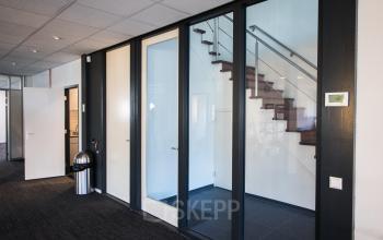 Office space hallway in Rotterdam