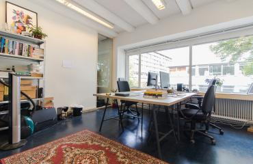 Modern and trendy office spaces for rent