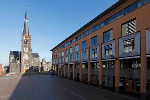 Rent office space Stadserf 76-106, Schiedam (1)