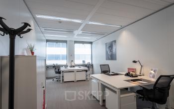 centraal gelegen kantoorruimte Amsterdam Schiphol dicht bij de snelweg voldoende parkeerplekken
