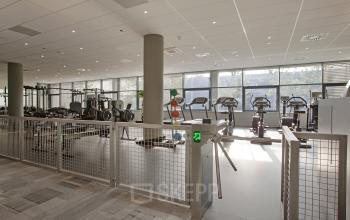fintess sportschool kantoorgebouw Amsterdam SKEPP