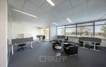 Schiphol werkplekken kantoor SKEPP