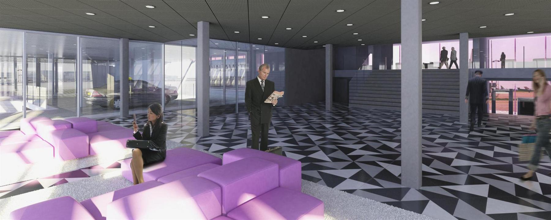 Schiphol kantoor kantoorunit