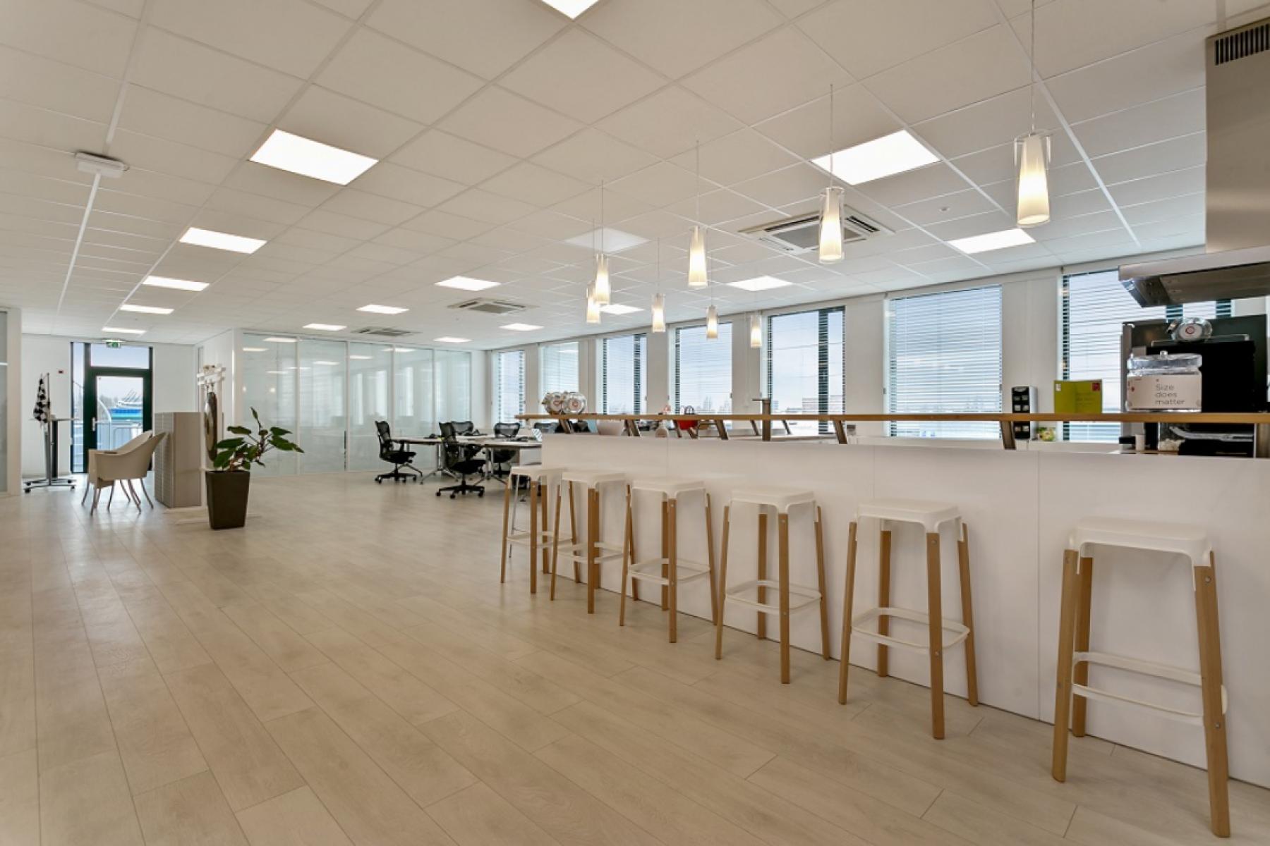 Grote kantoorruimte huren