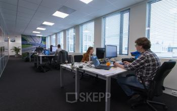 Different office spaces near Eindhoven