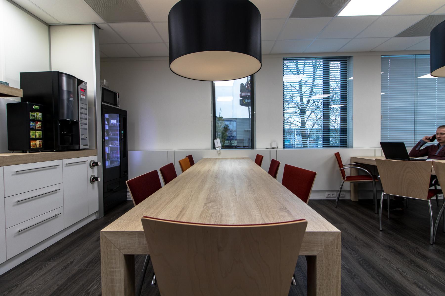 Canteen office space Son en Breugel