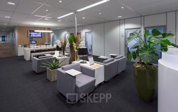 open ruimte kantoorruimte huren tilburg