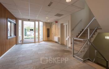 tilburg office building stairway