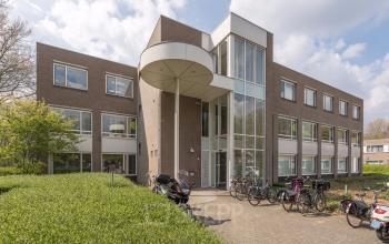 office building tilburg green environment