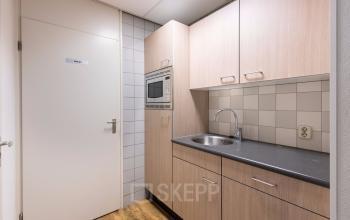 clean pantry in office building Tilburg