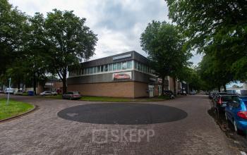 Buitenzijde kantoorpand Tilburg