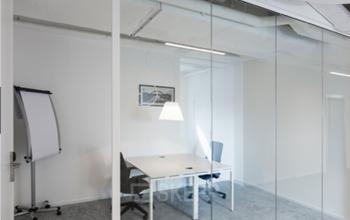 Een ruimte waar je kunt werken