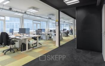 Gemeubileerd kantoor co-workspace Utrecht centrum