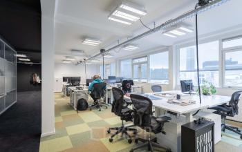 co-workingspace utrecht centraal station centrum netjes