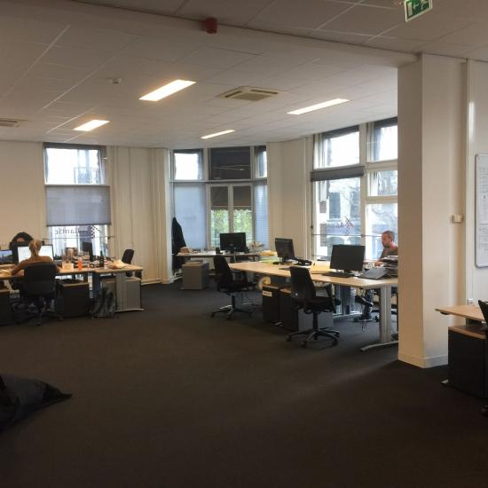 working spaces for rent in Utrecht