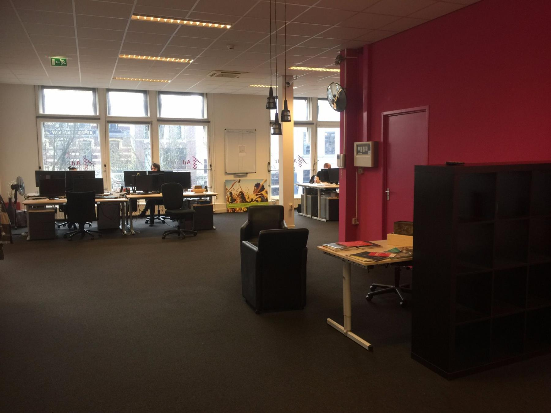 Working places for rent in the centre of Utrecht