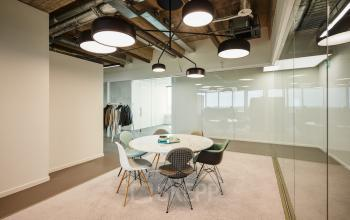 meeting room in office building amsterdam