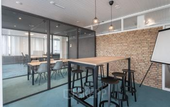 overlegruimte overlegplek vergaderruimte boardroom Utrecht kantoorruimte