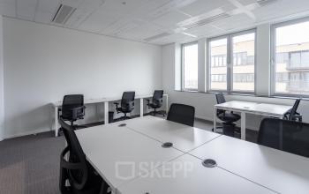 kantoorruimte ingericht meubels kant en klaar Utrecht