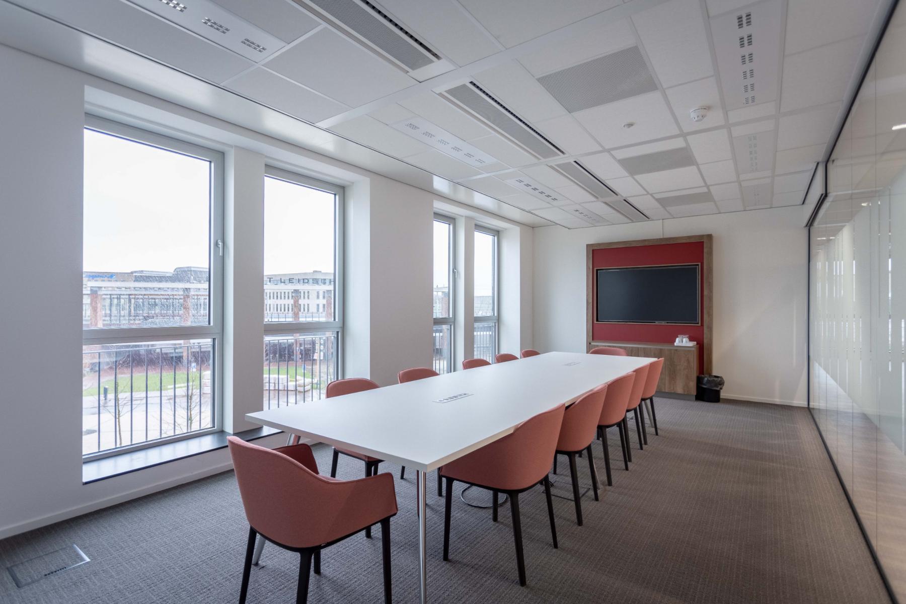 vergaderruimte kantoor Utrecht