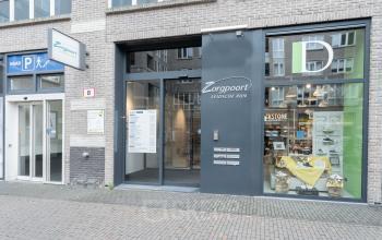 Utrecht winkelstraat kantoorruimte nieuwbouw parkeerplek in de buurt