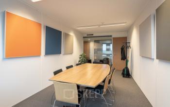 Nette nieuwgebouwde kantoorruimtes Utrecht middenburcht
