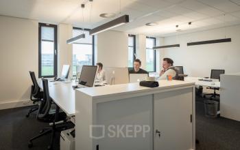 kantoorruimtes snelweg Utrecht parkeergarage