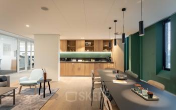 Keuken utrecht kantoorruimte van Deventerlaan