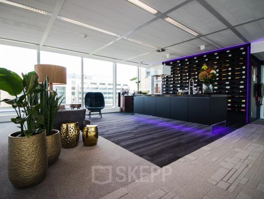 Luxury office spaces available in Utrecht