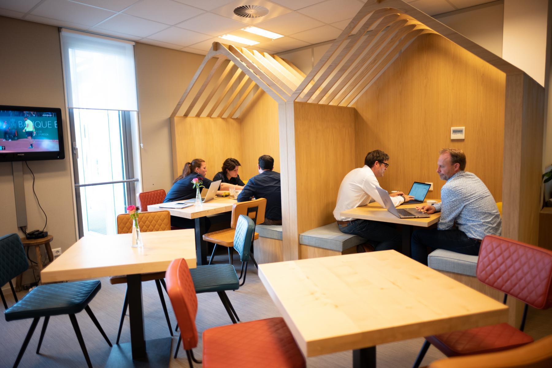 Kantoorruimte huren Orteliuslaan 850, Utrecht (1)