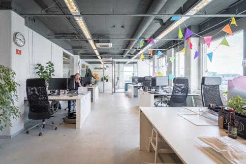 office Utrecht europalaan parkeerplekken beschikbaar