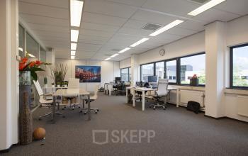 werkplek huren kantoorpand utrecht winthontlaan