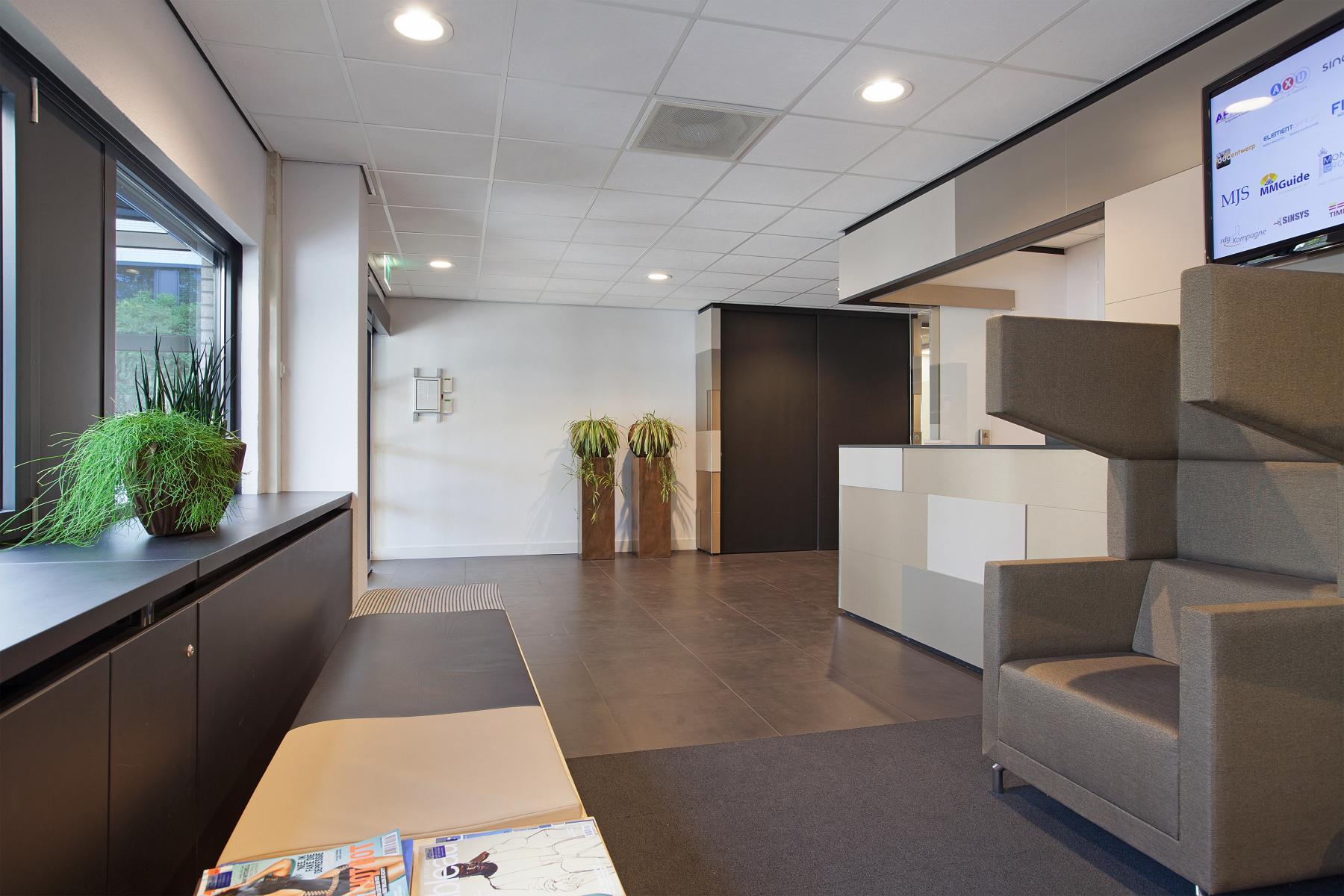 utrecht winthontlaan kantoorgebouw open ruimte