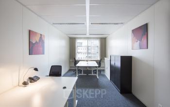 gemeubileerde ingerichte kantoorunit kantoorgebouw utrecht newtonlaan