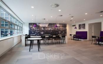 goed bereikbare kantoorruimte huren Utrecht Newtonlaan
