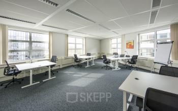 kantoorruimte beschikbaar ingericht gemeubileerd gestoffeerd modern kantoor utrecht newtonlaan