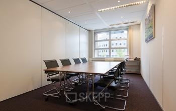 gemeubileerde vergaderruimte huren Utrecht Newtonlaan