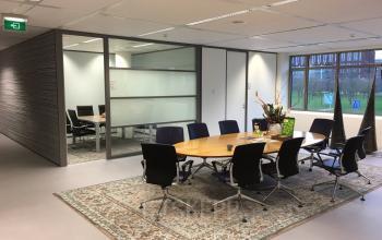 vergaderen centraal in nederland