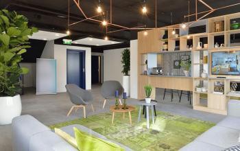 kantoor kast loungebanken ontspanning tafels stoelen utrecht kobaltweg