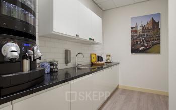 pantry kantoorgebouw Utrecht Oorsprongpark huren