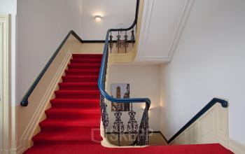 trappenhuis kantoorgebouw Oorsprongpark Utrecht