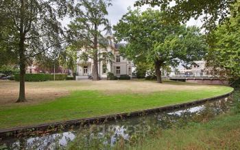 groene omgeving kantoorpand Utrecht Oorsprongpark