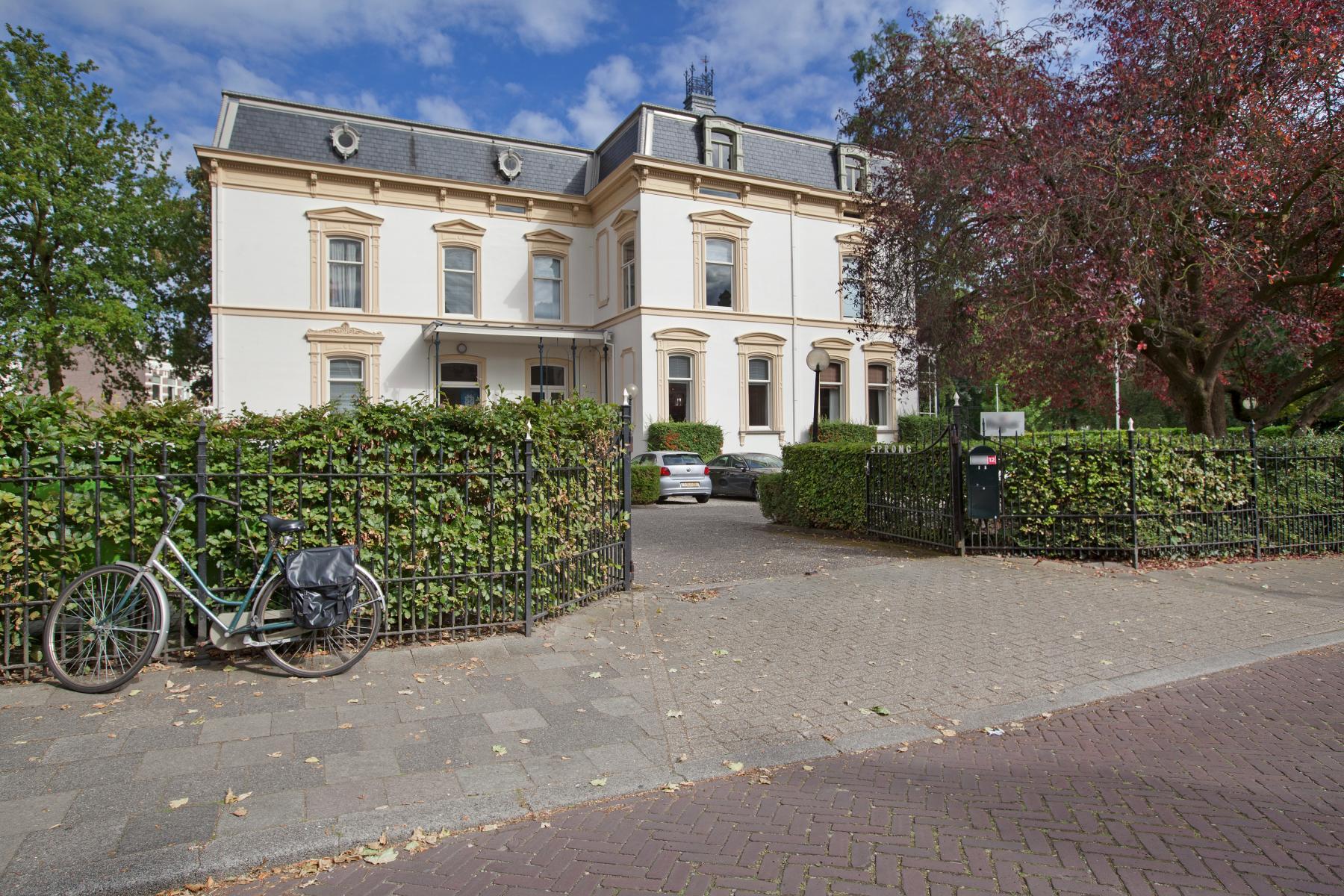 kantoorwerkplek huren Utrecht Oorsprongpark