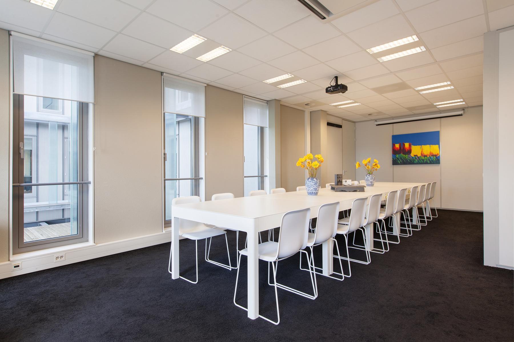 gemeubileerde vergaderruimte huren Utrecht Orteliuslaan