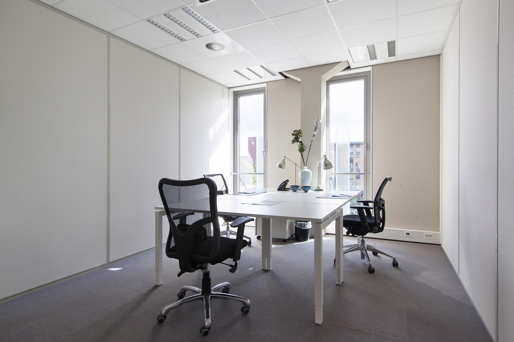 gemeubileerde kantoorruimte huren Orteliuslaan Utrecht