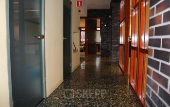 doors fire escape offices room entrance