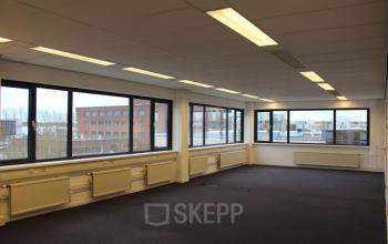 kantoorruimte verwarming uitzicht woerden